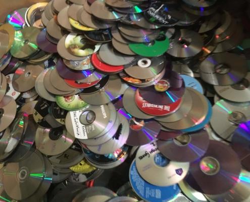 PC cd's